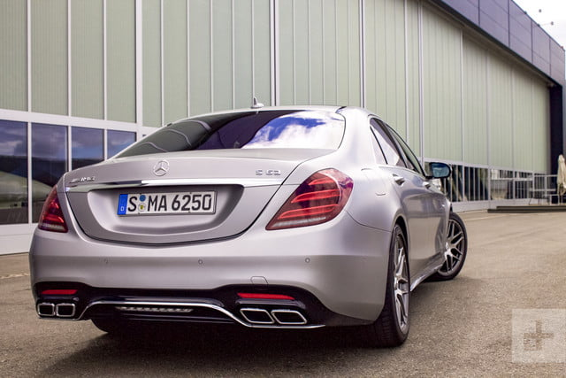 2018 Mercedes-AMG S 63 4Matic+ First Drive Review   Digital Trends
