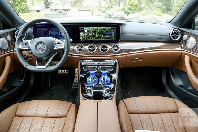 e400 coupe front-seats-dashboard-taken-from-backseat