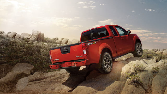 2018 Nissan Frontier Lineup: Trim Packages, Prices, Pics ...