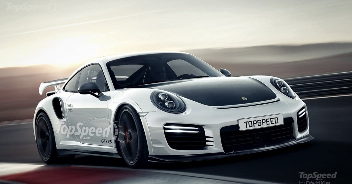 the widowmaker returns porsche s next 911 gt2 rs might get 700 horsepower. Black Bedroom Furniture Sets. Home Design Ideas