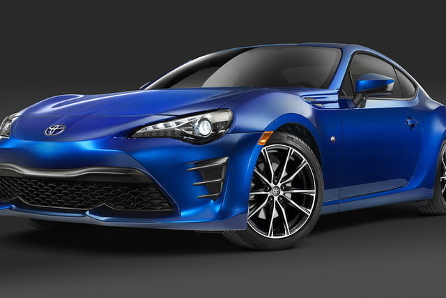 toyota and subaru reboot 86 sports coupe for second generation 2018  17