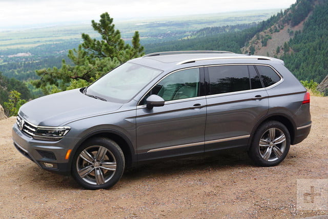 2019 Volkswagen Tiguan Review Bigger Than It Looks Digital Trends