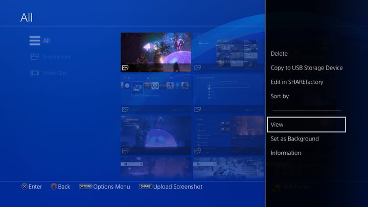 How to Take a Screenshot on PS4 | Digital Trends