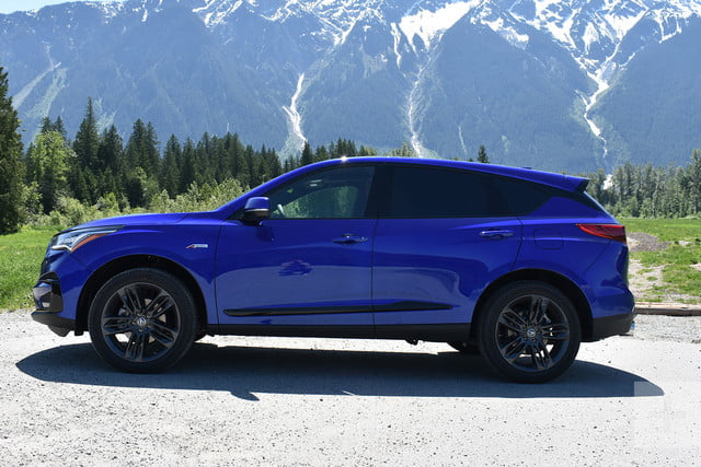 Acura RDX First Drive Review Digital Trends - 2018 acura rdx rims