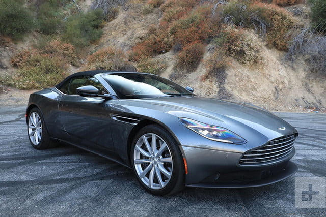 Aston Martin DB V Volante Review Digital Trends - Aston martin pictures
