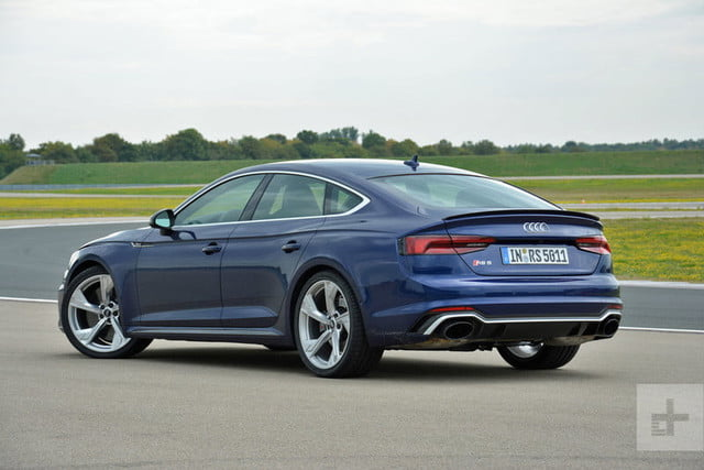 2019 Audi RS 5 Sportback review
