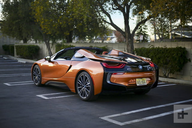 2019 BMW I8 Roadster Review: Ultra-Smooth, Ultra-Niche