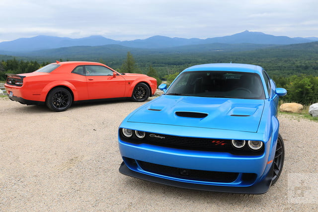 2019 Dodge Challenger R T Pack Widebody Review