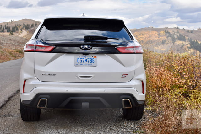 2019 ford edge first drive review digital trends. Black Bedroom Furniture Sets. Home Design Ideas