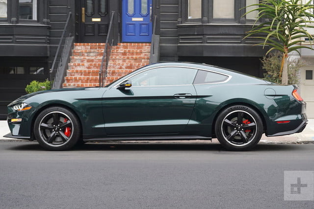Ford Mustang Bullitt Review