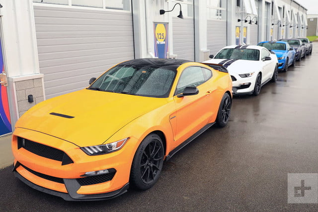 2019 Ford Mustang Shelby GT350 first drive review
