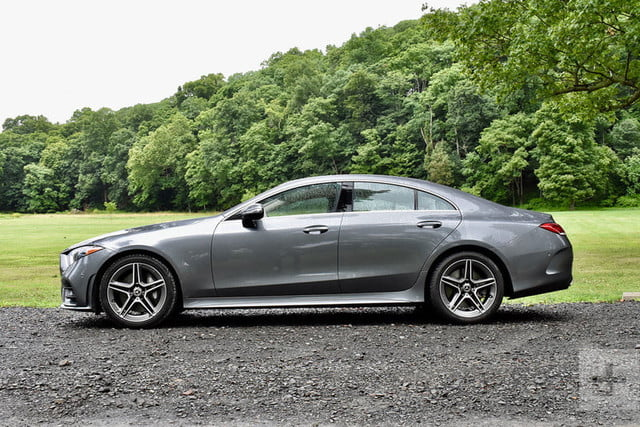2019 mercedes benz cls450 4matic first drive review digital trends