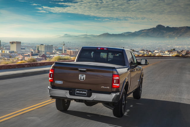 2019 Ram 2500 and 3500 Heavy Duty Debut at 2019 Detroit ...