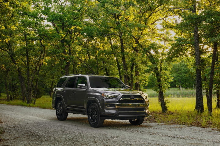 best off-road vehicles 2019 Toyota 4Runner