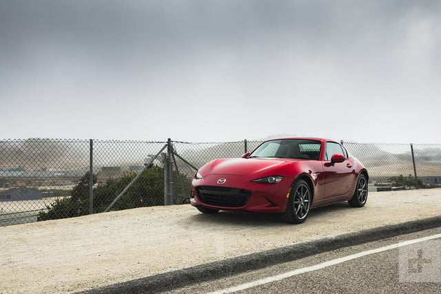 2019 Mazda Mx 5 Miata First Drive Review Digital Trends