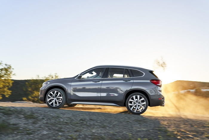 2020 bmw x1 gets new look front end interior upgrades official 4