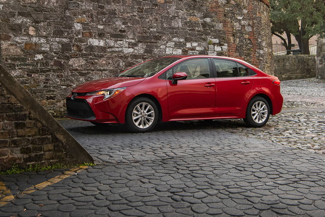 2020 Toyota Corolla First Drive Review Digital Trends