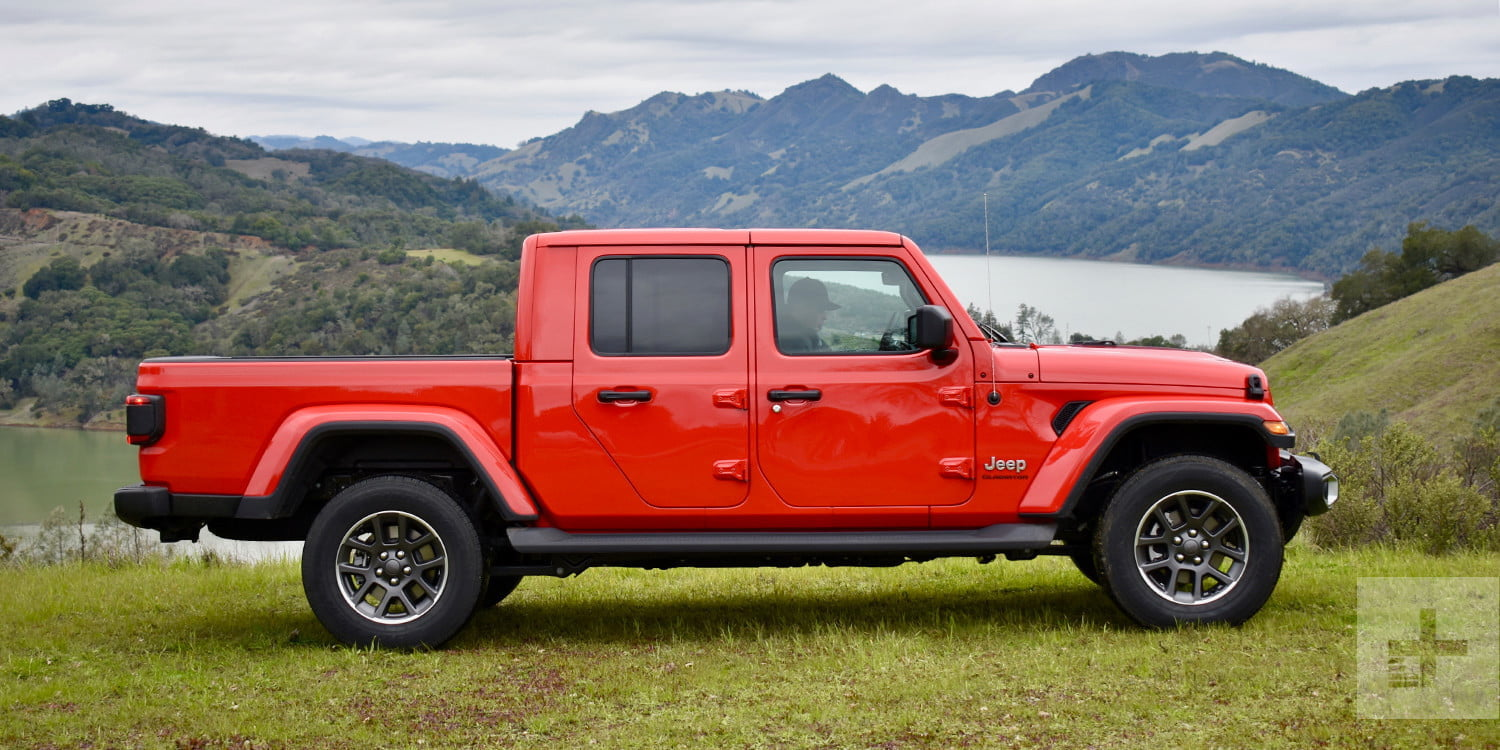 2020 Jeep Gladiator First Drive Review: Worth The Wait ...