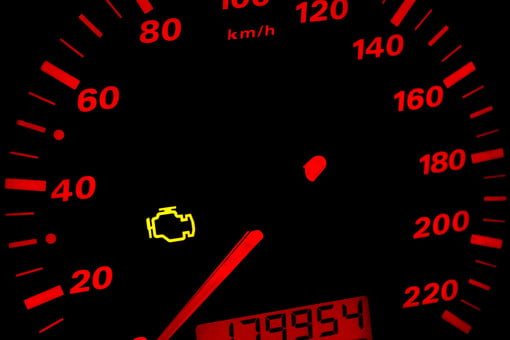 37035768 check engine light car dashboard in closeup 510x0?ver=1 why is my check engine light on? reasons, common problems  at reclaimingppi.co