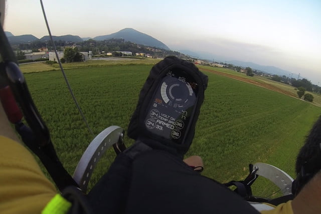 Revolt 1 Electric Paramotor Will Get You To the Office In Style