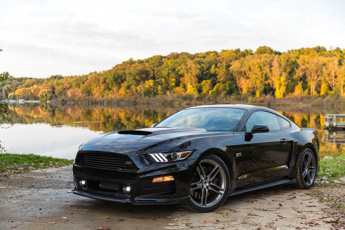 2015 roush stage 3 mustang pictures specs performance. Black Bedroom Furniture Sets. Home Design Ideas