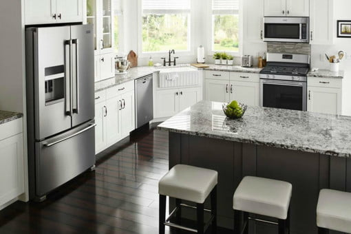 the best french door refrigerators of 2018 digital trends - Best Rated Kitchen Appliance Packages