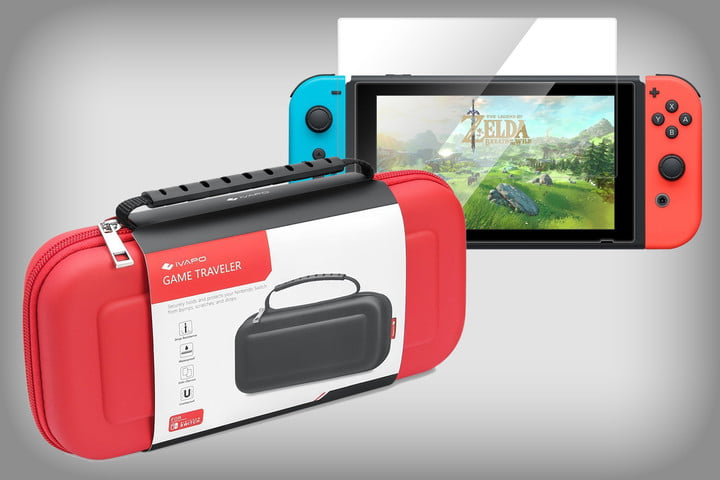 check out d7982 0c986 Take $28 off iVapo Nintendo Switch Case and Screen Protectors ...