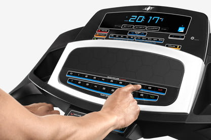 Get personal training at home with a NordicTrack C500 and a