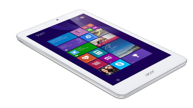 embargo 93 620am et acer goes tablet crazy ifa 2014 iconia tab 8 w 10 one flat press image