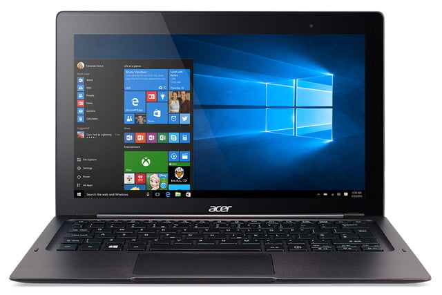 acer computing announce ces 2016 switch 12 s sw7 272 win10 straight forward