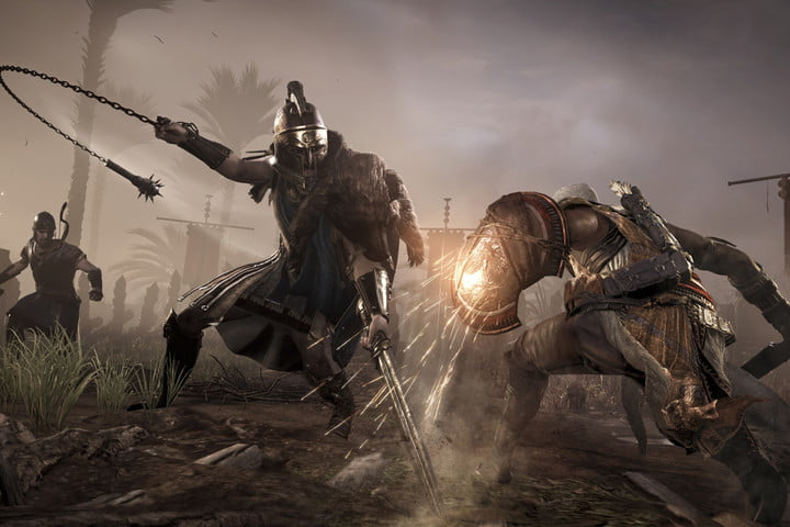 Level up in a hurry with our 'Assassin's Creed Origins' guide