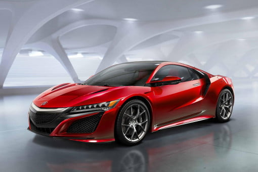 2016 Acura NSX   Official specs, pictures, and performance   Digital ...