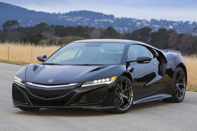 Acuras 2017 NSX will start at 156000  orders accepted starting