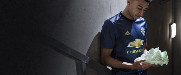 Adidas' new soccer uniforms are recycled from ocean trash