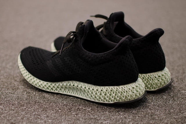12dcb0e12ccfcd Adidas Futurecraft 4D 3D-Printed Shoes  Our First Impressions ...