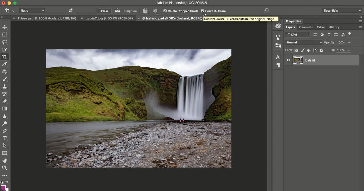 How to make logo in adobe photoshop cc  mac