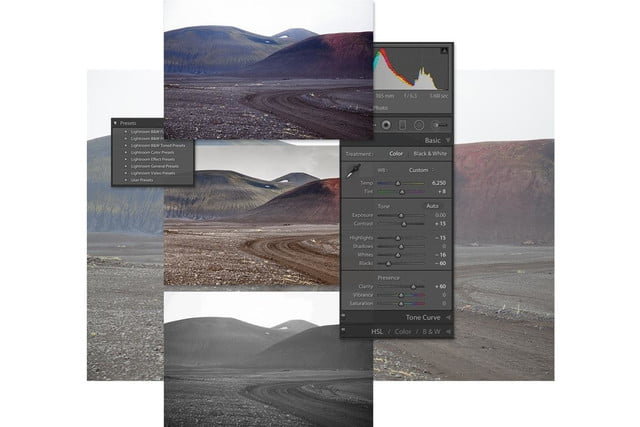 new adobe lightroom cc boosts performance adds hdr panorama and other tools 6 nondestructive