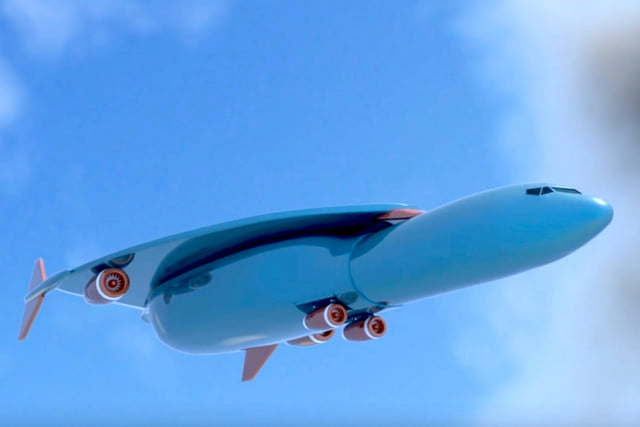 high speed concepts that could mark the return of supersonic travel airbus concorde 2