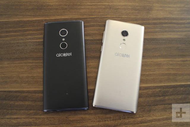 Alcatel Series 5 hands-on review |