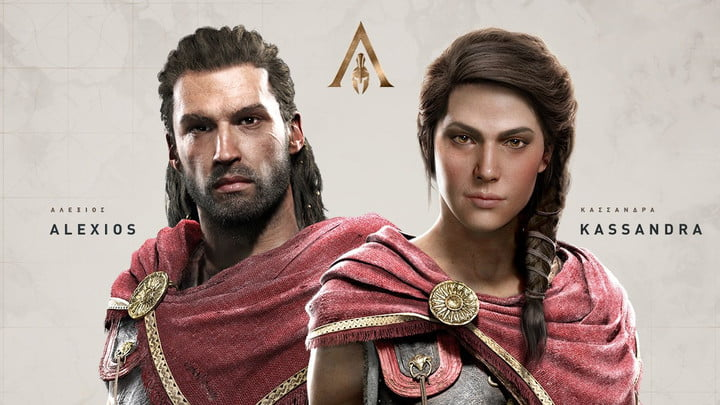 assassins creed odyssey beginners guide to getting started alexios kassandra