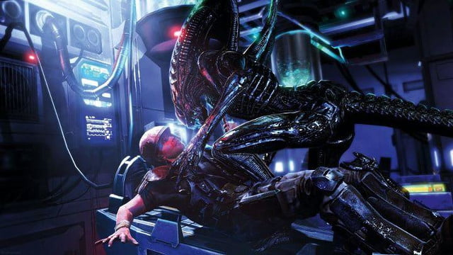 aliens colonial marines 6