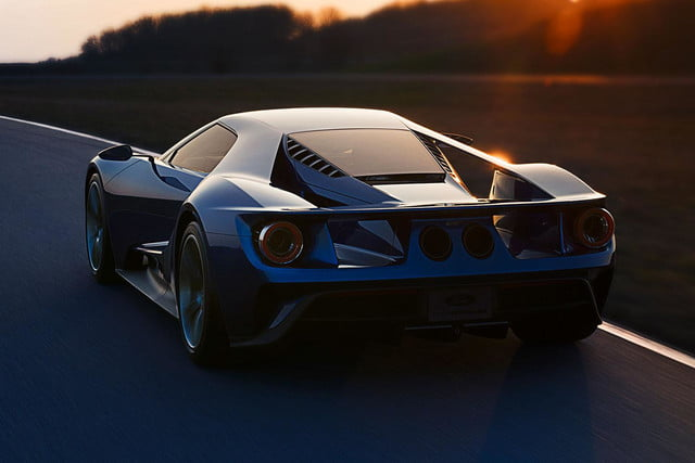 meet the man who sculpted softer side of fords hardcore 2016 gt all newfordgt 01