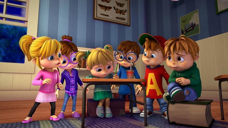 Nickelodeon to bring back Alvin and the Chipmunks ...