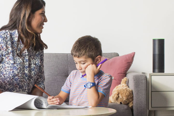 'Alexa, give me a cookie!' Are digital assistants ruining my son?