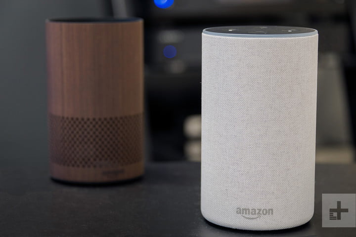Amazon Echo 2017 review both colors