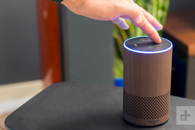 Amazon Echo 2017 review touch
