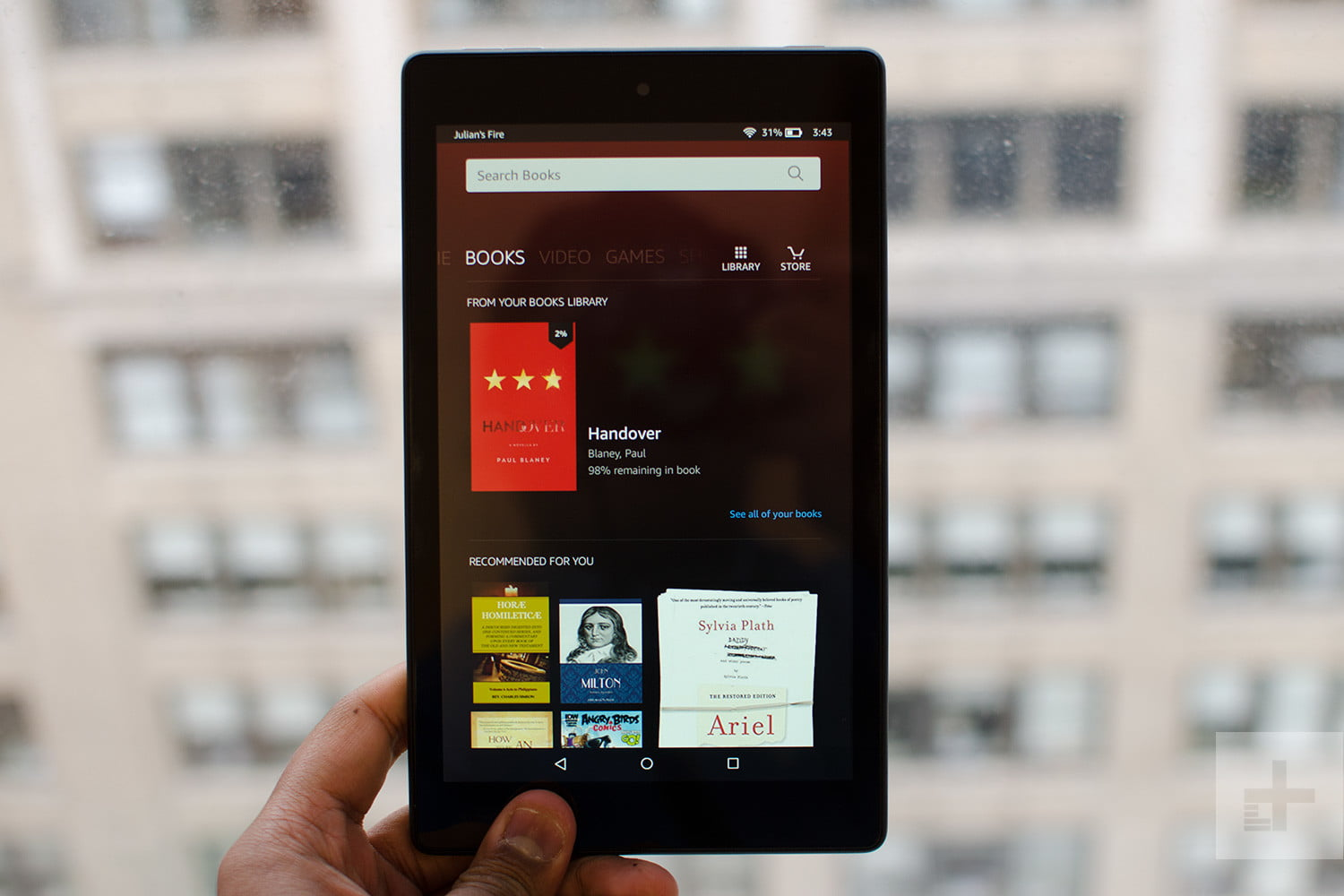 amazon adds hands free alexa support to fire 7 and fire hd 8 tablets rh digitaltrends com Quick Settings Kindle Fire HD Quick Settings Kindle Fire HD