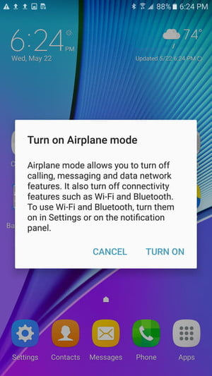 how to save battery life on your smartphone android airline mode1