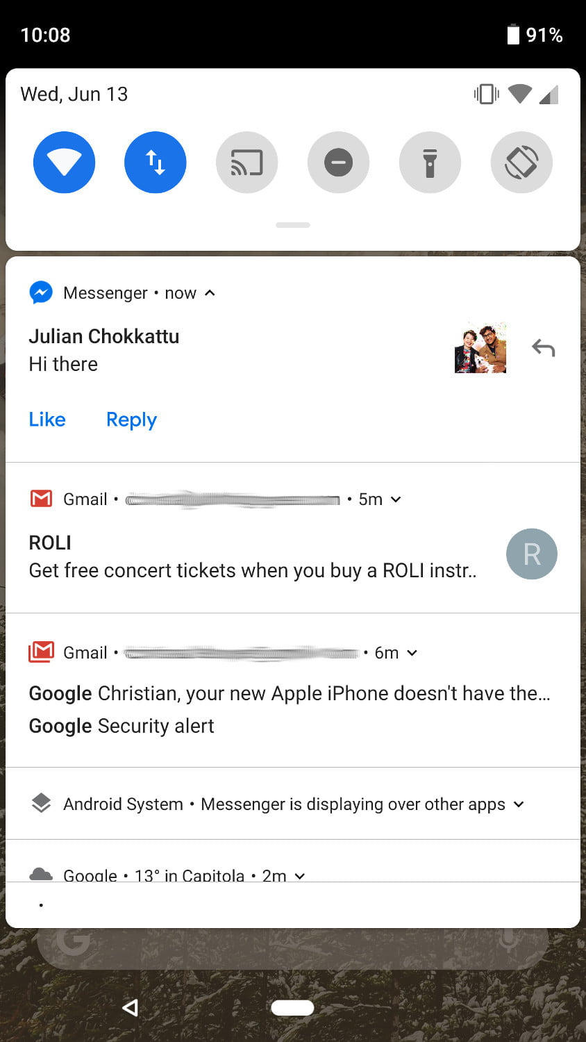 Android 9 0 Pie vs iOS 12 Notifications: Changes For The Better
