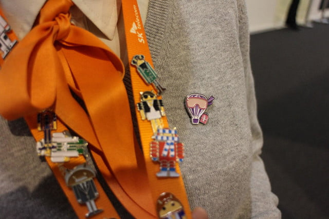 mwc 2015 android pin collecting pins 13